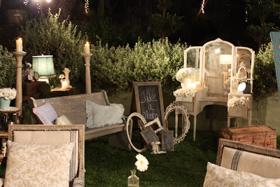 Shabby Chic Wedding